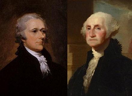 Hamilton and Washington
